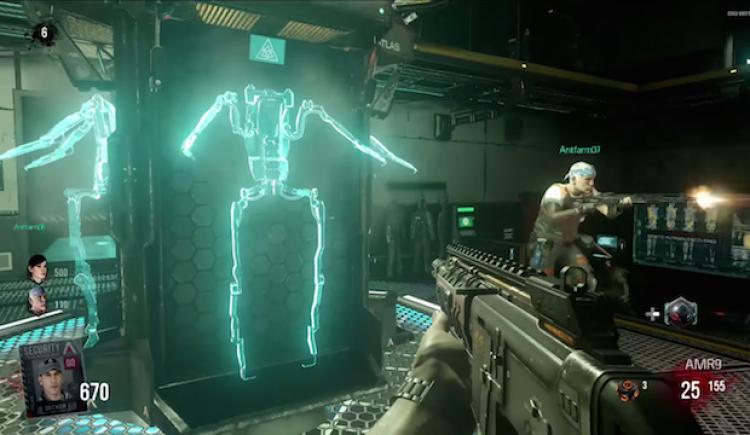 Le mode Exo-Zombie d'Advanced Warfare ! - Actualités Xbox One