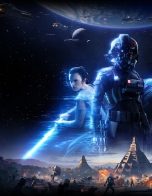 Jaquette Star Wars Battlefront II