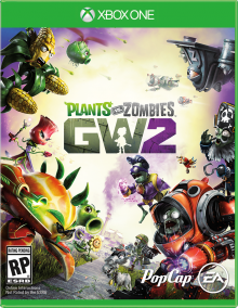 Jaquette Plants vs. Zombies : Garden Warfare 2