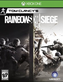 Jaquette Tom Clancy's Rainbow Six: Siege