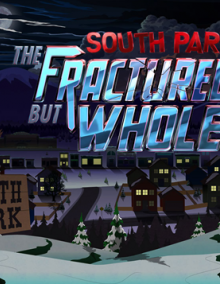 Jaquette South Park : Fractured but Whole