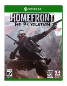 Jaquette Homefront The Revolution