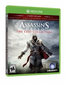Jaquette Assassin's Creed : The Ezio Collection