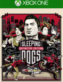Jaquette Sleeping Dogs Definitive Edition