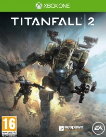 Jaquette Titanfall 2