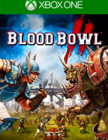 Jaquette Blood Bowl II