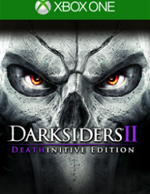 Jaquette Darksiders II Deathnitive Edition