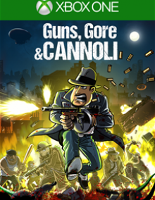 Jaquette Guns, Gore and Cannoli