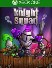 Jaquette Knight Squad