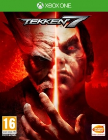 Jaquette Tekken 7: Fated Retribution
