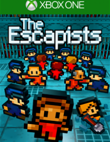 Jaquette The Escapists