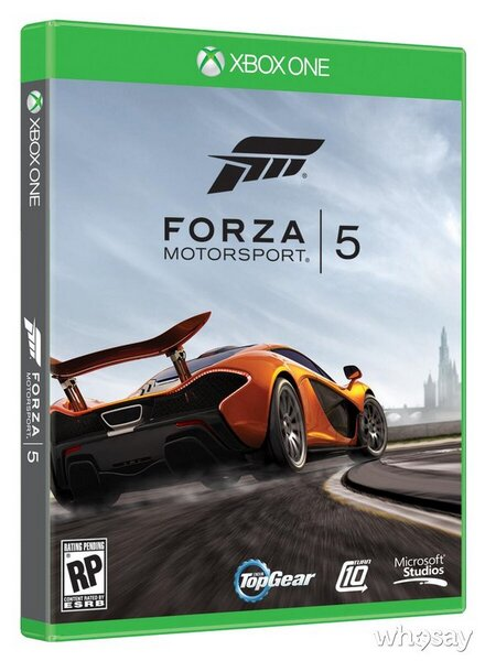 forza motorsport 5 xbox one. Black Bedroom Furniture Sets. Home Design Ideas