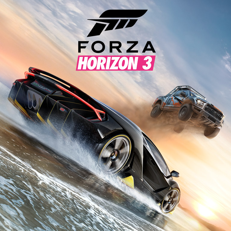 forza horizon 3 trailer de lancement actualit s xbox one. Black Bedroom Furniture Sets. Home Design Ideas