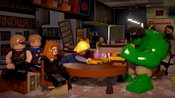 Test de lego marvel 39 s avengers sur xbox one - Jeux de lego avengers gratuit ...