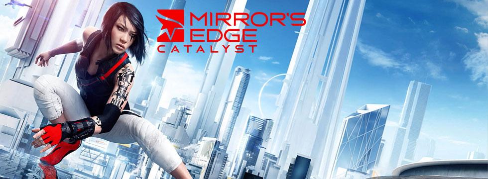 Mirror s edge catalyst 3d